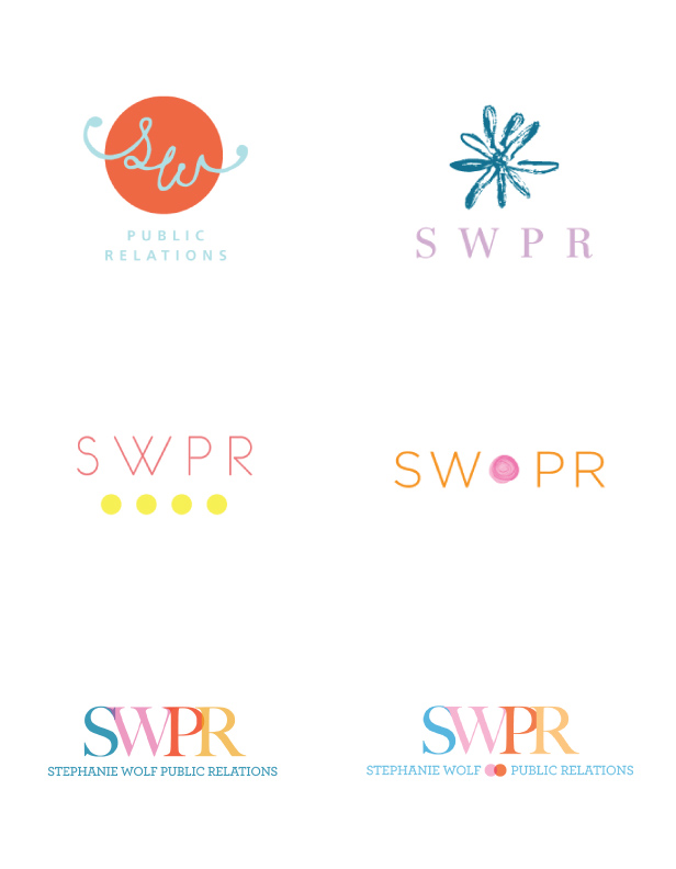 SWPR Logo Exploration