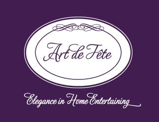 Art de Fete web and logo design